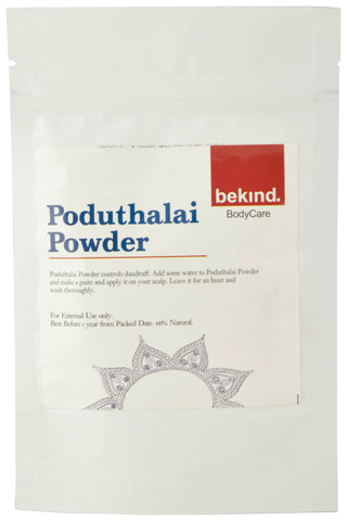 Bekind Poduthalai Powder - 60 g X 4 Packs
