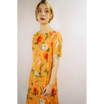 I'm The Sunshine Girl Vintage Dress