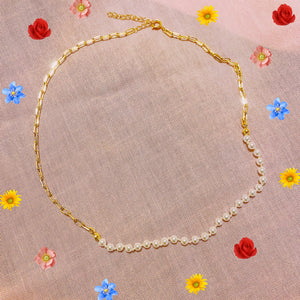 LOTTE CHAINS NECKLACE
