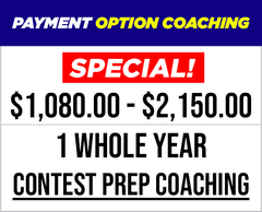 Payment Option Coaching
