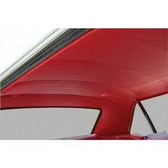 1964 1965 1966 1967 1968 1969 1970 ford mustang coupe head liner bright red
