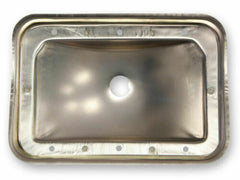 1967 1968 ford mustang tail light housing