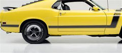 1970 mustang 302 boss decal stripe kit