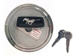 1965-1973 ford mustang locking fuel cap