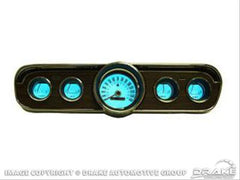 1966 ford mustang luminescent instrument panels