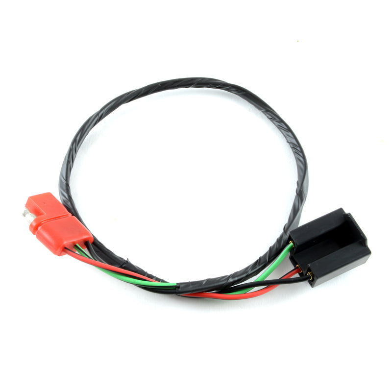 1967 1968 ford mustang headlight wiring harness extension red – national  mustangs  national mustangs
