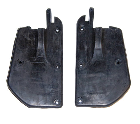 1967 late - 1968 ford mustang front door to window seals