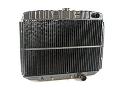 1967 1968 1969 1970 ford mustang radiator 3 core hi-flo 24 inch wide