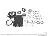 1967-1973 ford mustang bb 4spd manual transmission overhaul kit
