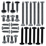 1964 1965 1966 Ford Mustang Pony Interior Screw Kit Coupe Convertible Fastback