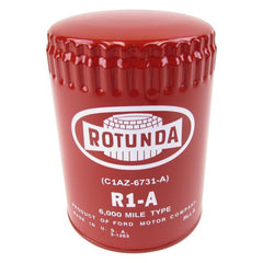 1964 1965 1966 ford mustang Rotunda red 6000 mile oil filter