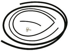 1967 1968 ford mustang washer hose kit