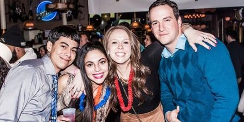 2019 Chicago New Year's Eve (NYE) Bar Crawl