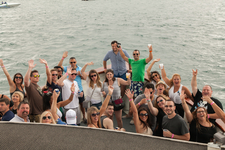 2019 Chicago Air Show Charity Yacht Party
