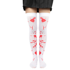 Knee High Halloween Socks & Socks