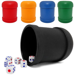 Dice Game With Cup For Drinking Games