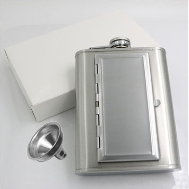 Holder-Case-Stainless-Steel-Hip-Flask