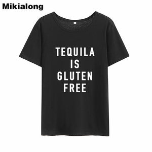 Tequila Is Gluten Tee Shirt