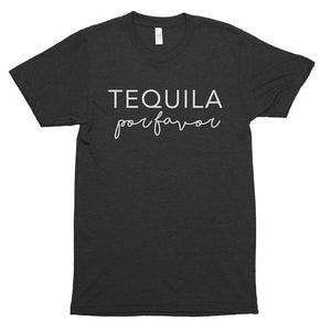 Fashion Graphic Aesthetic Tee for Women  Tequila Por Favor
