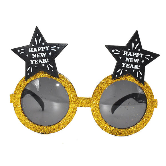 Happy New Year's Eve Party Glasses