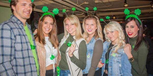 2019 Chicago St Patrick's Day Bar Crawl (Saturday)