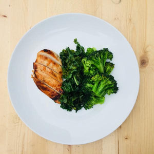Chicken & Greens Entree - DF | GF
