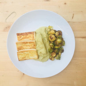 Caulimash Entree with Tofu - DF | GF | VG