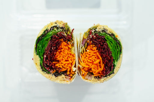 Signature Vegan Wrap