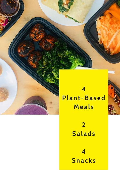 Lean Pack 10 Plant-based