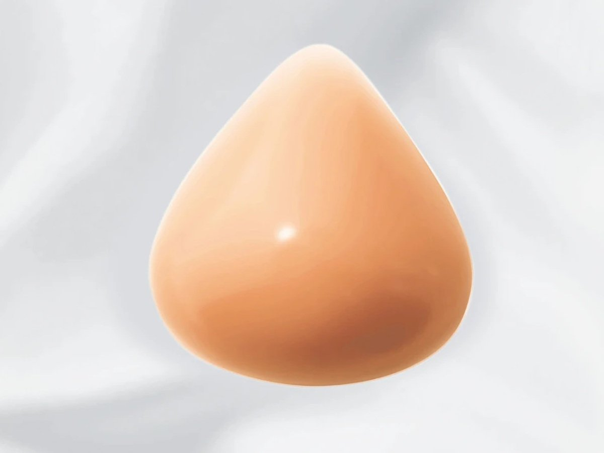 Triangle Standard Weight Breast Prosthesis 1044
