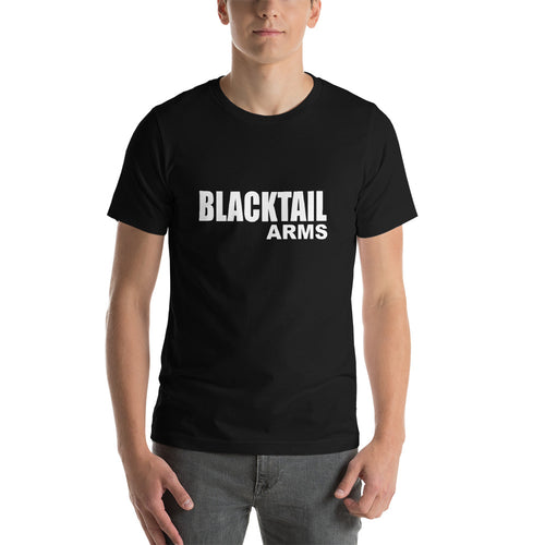 BTA Black/White T-Shirt