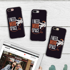 Need More Space iPhone Case