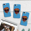 Image of Pug Life iPhone Case
