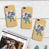 Image of Unicorn T-Rex iPhone Case