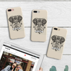 "Image of ""BE STRONG"" iPhone Case"