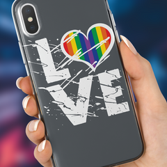 Pride Love iPhone Case