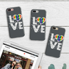Image of Pride Love iPhone Case