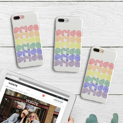 Pride Colors iPhone Case