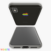 Image of Pride Flag iPhone Case