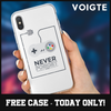 "Image of ""Never Forget"" iPhone Case"