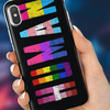 Image of Human iPhone Case