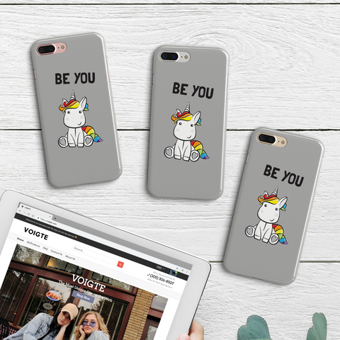"""Be You"" iPhone Case"
