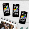 "Image of ""Love Who You Want"" Phone Case"