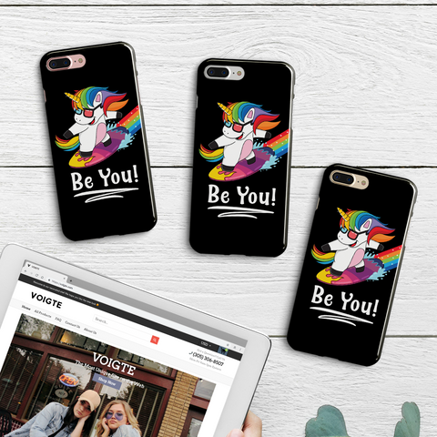 """Be You"" Phone Case"