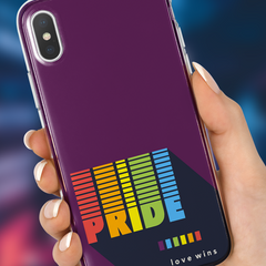 Retro Pride Phone Case