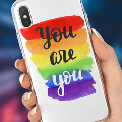 """You Are You"" Phone Case"