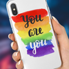 "Image of ""You Are You"" Phone Case"