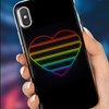 Image of Neon Heart Phone Case