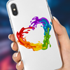 Image of Liquid Heart Phone Case