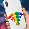 Image of Pride Signal Phone Case